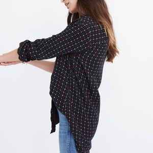 Madewell Oversized Ex-Boyfriend Button Down